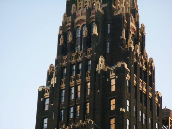 The Bryant Park Hotel : Beautiful building