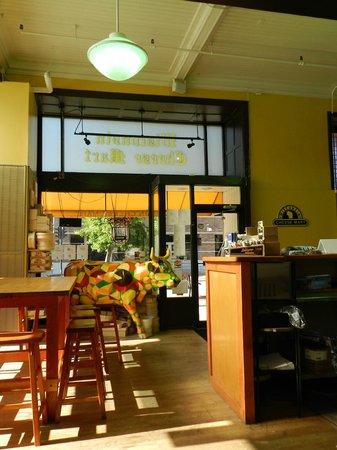 Wisconsin Cheese Mart: Quesos para llevar a casa