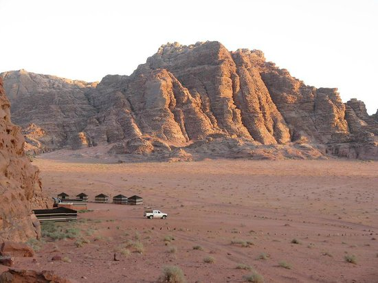 Bedouin Traditions Camp: Camp