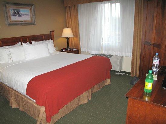 Holiday Inn Express Grand Canyon: Slaapkamer met goede bedden