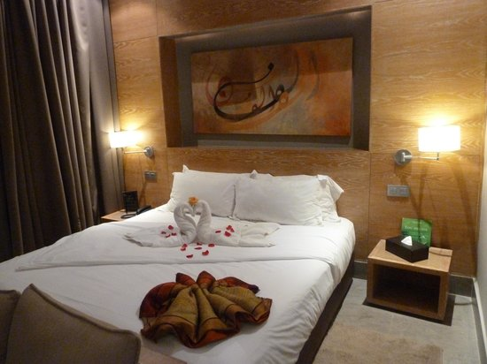 Sirayane Boutique Hotel & Spa: Our bedroom