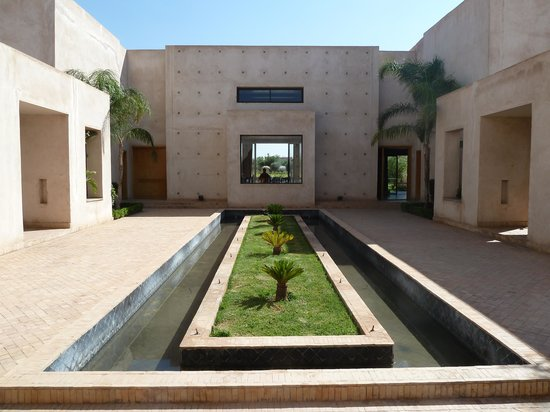 Sirayane Boutique Hotel & Spa: Hotel entrance courtyard