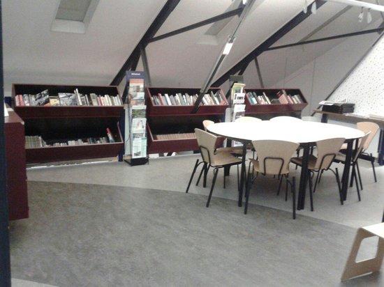 Musée de la Résistance : Biblioteca del museo