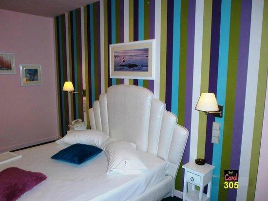 Carol Hotel : junior suite