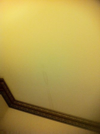 Comfort Inn: Ceiling