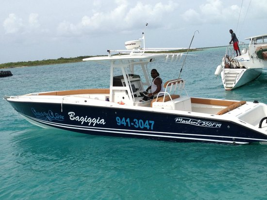 The bagiggia picture of catch the wave charters for Turks and caicos fishing charters