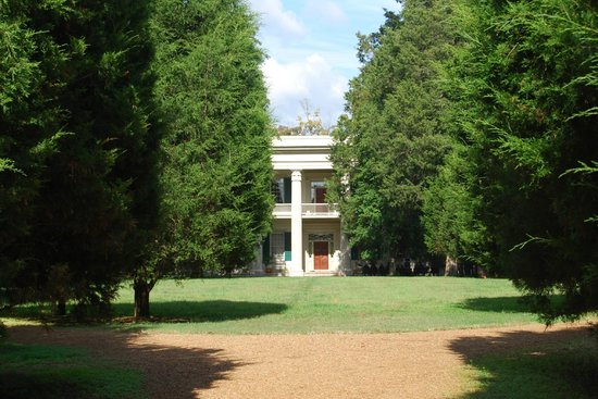 Hermitage picture of andrew jackson 39 s hermitage for Hermitage house