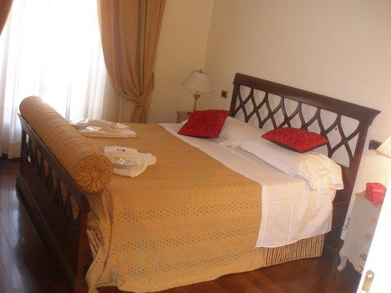 Hotel Navona: The double room