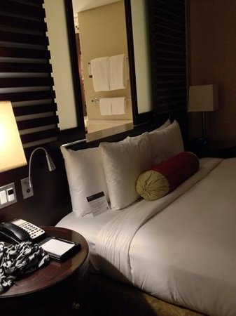 InterContinental Boston : Comfy Bed!
