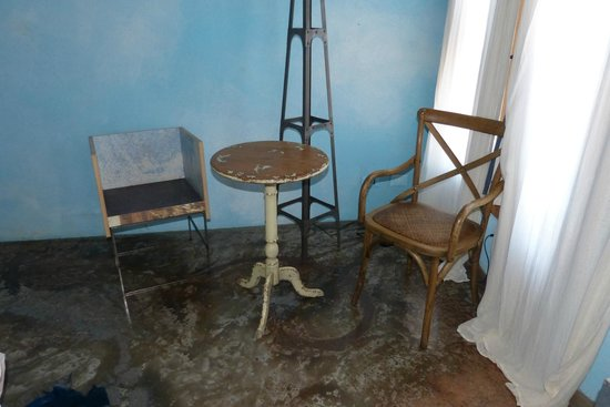"""Eco del Mare: Das """"5* Zimmer"""" Mobiliar"""