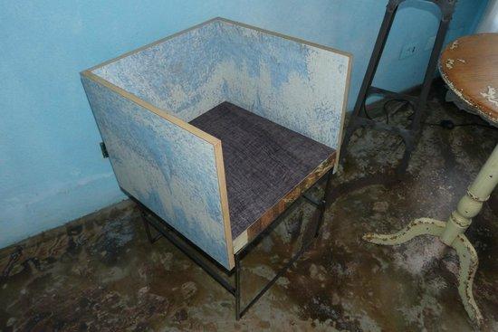 "Eco del Mare: Der ""komfortable Sessel"" aus Schichtholz"