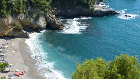 Eco del Mare: Blick auf dei Anlage