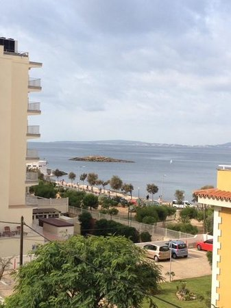 Hotel JS Palma Stay: view from room 309