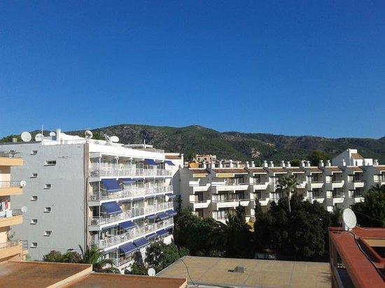 Hotel Tropico Playa: view from balcony