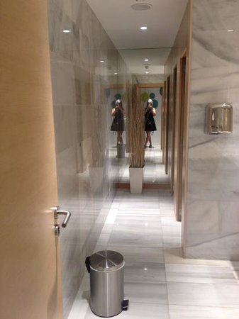 Hotel JS Palma Stay: lovely clean toilets