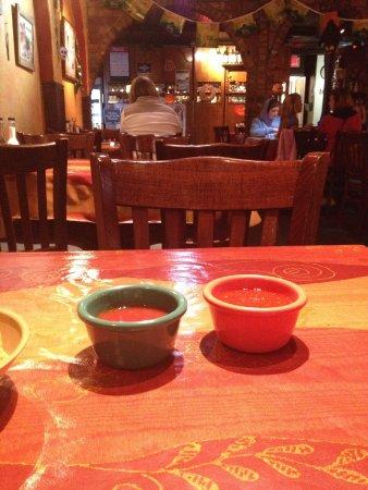 Matador Restaurant: Chips and salsa