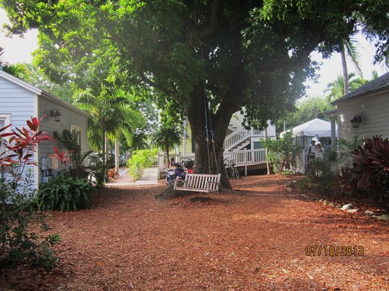 Key Lime Inn Key West: very picturesque grounds