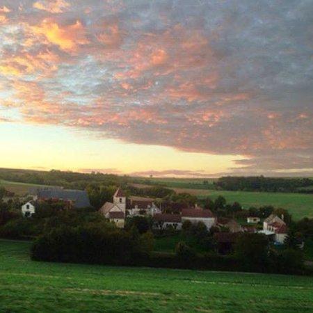 Le Relais de Fontenailles : The little village the B&B is in