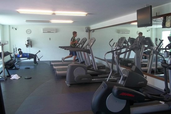 Holiday Inn San Luis Potosi Quijote: Nice Gym!