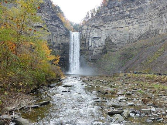 Taughannock Falls State Park: Taughannock Falls