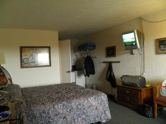 Happy bikers! - Review of Rider's Rest Motel, Eureka Springs