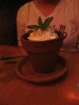 Hula's Island Grill : The Pot Brownie. One part flower part, one part brownie sundae, 3 parts awesome!