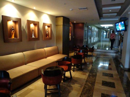 Hotel Ramada : lobby do hotel