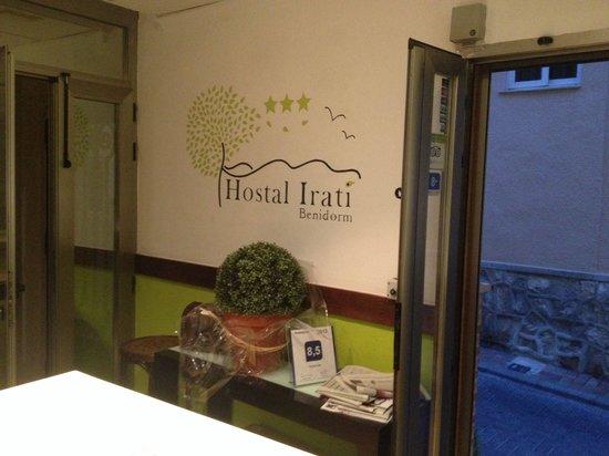 Hotel Irati: .