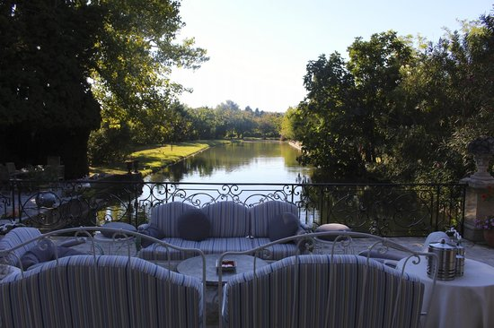 Domaine du Moulin: The view from our room