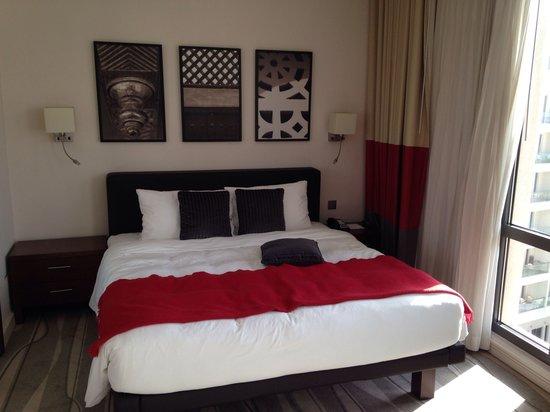 Staybridge Suites Abu Dhabi Yas Island: غرفة نوم