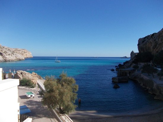 SENTIDO Don Pedro: view from hotel