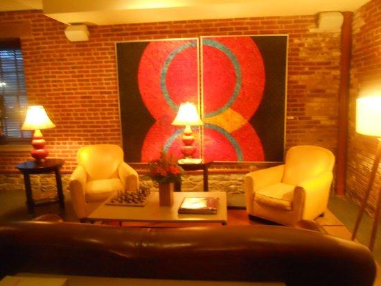 Lancaster Arts Hotel : Lobby