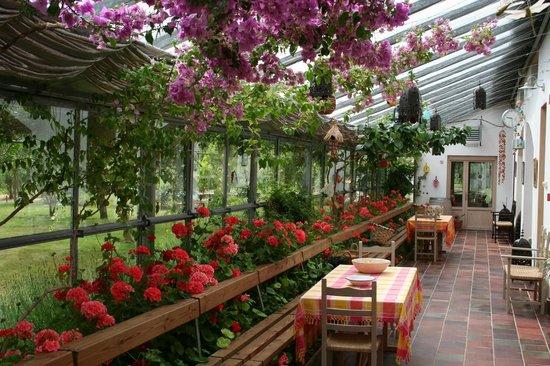 Centro de Turismo Rural Marialba: hall Marialba