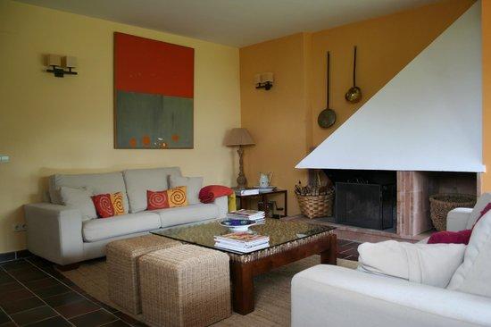 Centro de Turismo Rural Marialba: living room Marialba