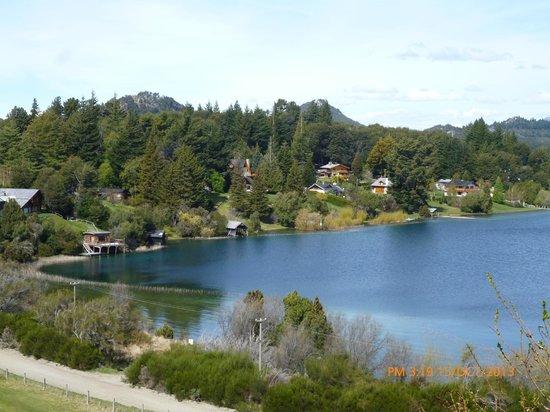 Llao Llao Hotel and Resort, Golf-Spa : vista habitacion lago