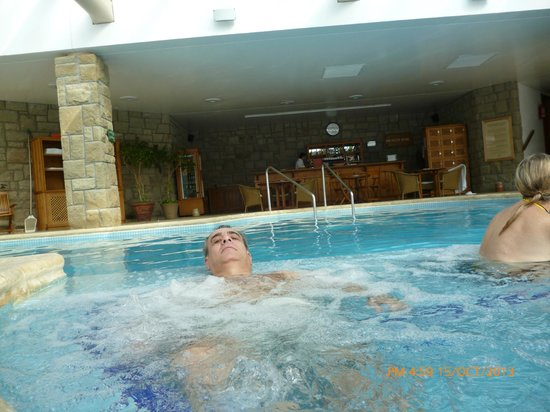 Llao Llao Hotel and Resort, Golf-Spa : yacuzzi
