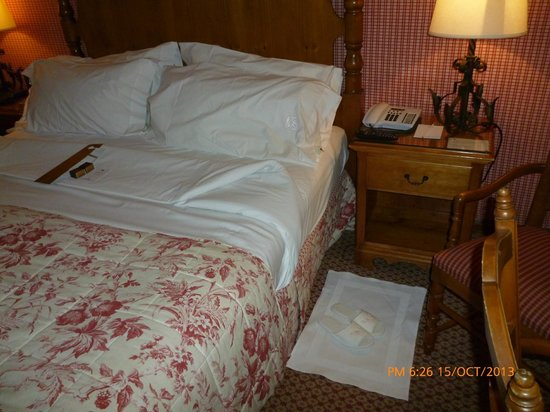 Llao Llao Hotel and Resort, Golf-Spa : habitacion lago