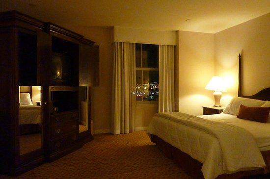 Camino Real El Paso: Our room