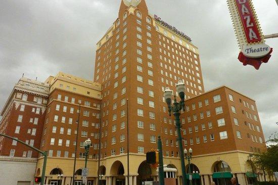 Camino Real El Paso: Exterior of the Hotel