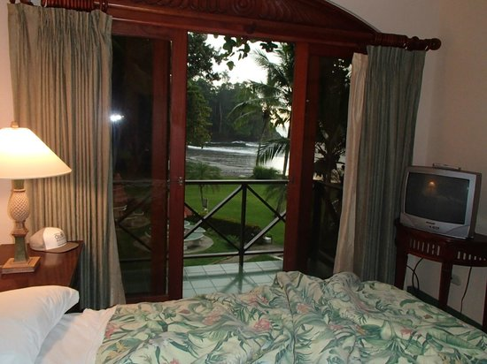 Hotel Club del Mar: View from the master bedroom