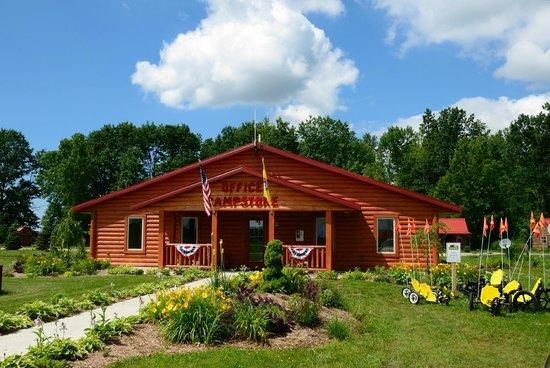 South Haven Yogi Bear's Jellystone Park™ Camp-Resort : Cartoon Cafe