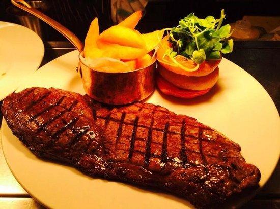 Marco Pierre White Steakhouse Bar & Grill: STEAK CLUB WEDNESDAYS