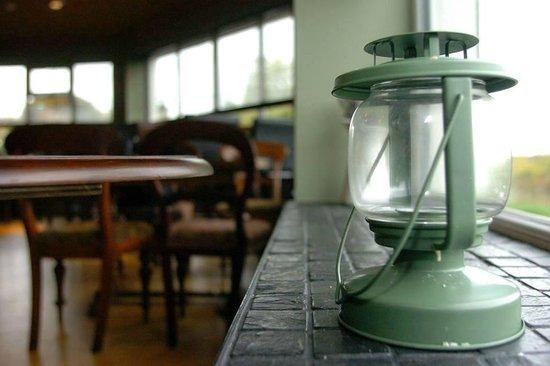 Leadburn Inn: Bright yet homely
