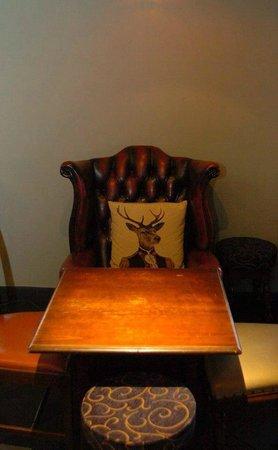 Leadburn Inn: Lord Stag