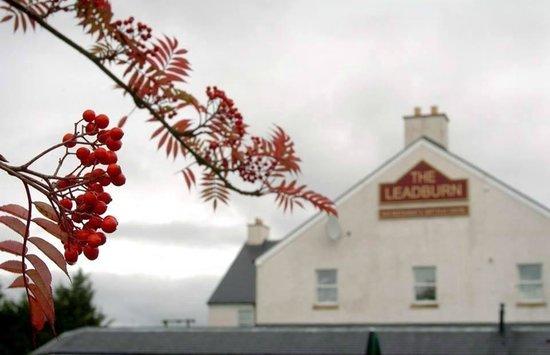 Leadburn Inn: External
