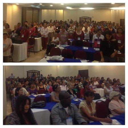 Howard Johnson Hotel Versalles Barranquilla: Jornada de Pacientes con artrirtis-IMA-19 de octubre.