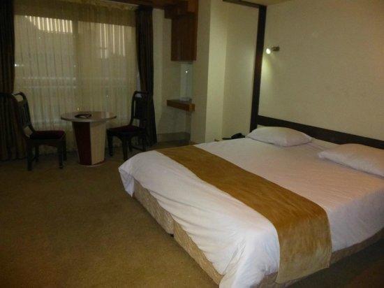 Safir Hotel: Double room