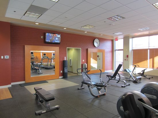 Embassy Suites by Hilton Baltimore BWI - Washington Intl. Airport: Gym