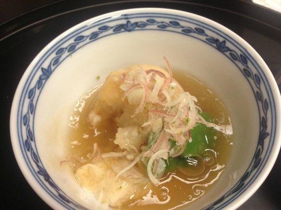 Kyoto Kitcho Hotel Granvia-branch: Soup