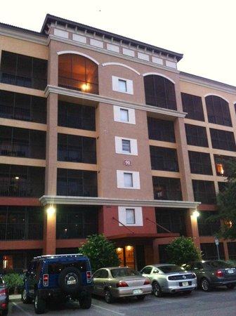 Westgate Lakes Resort & Spa: Prédio 90